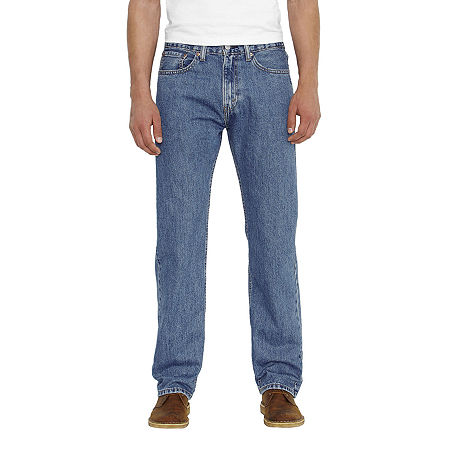 Levi's Mens 505 Straight Regular Fit Jean, 38 30, Blue