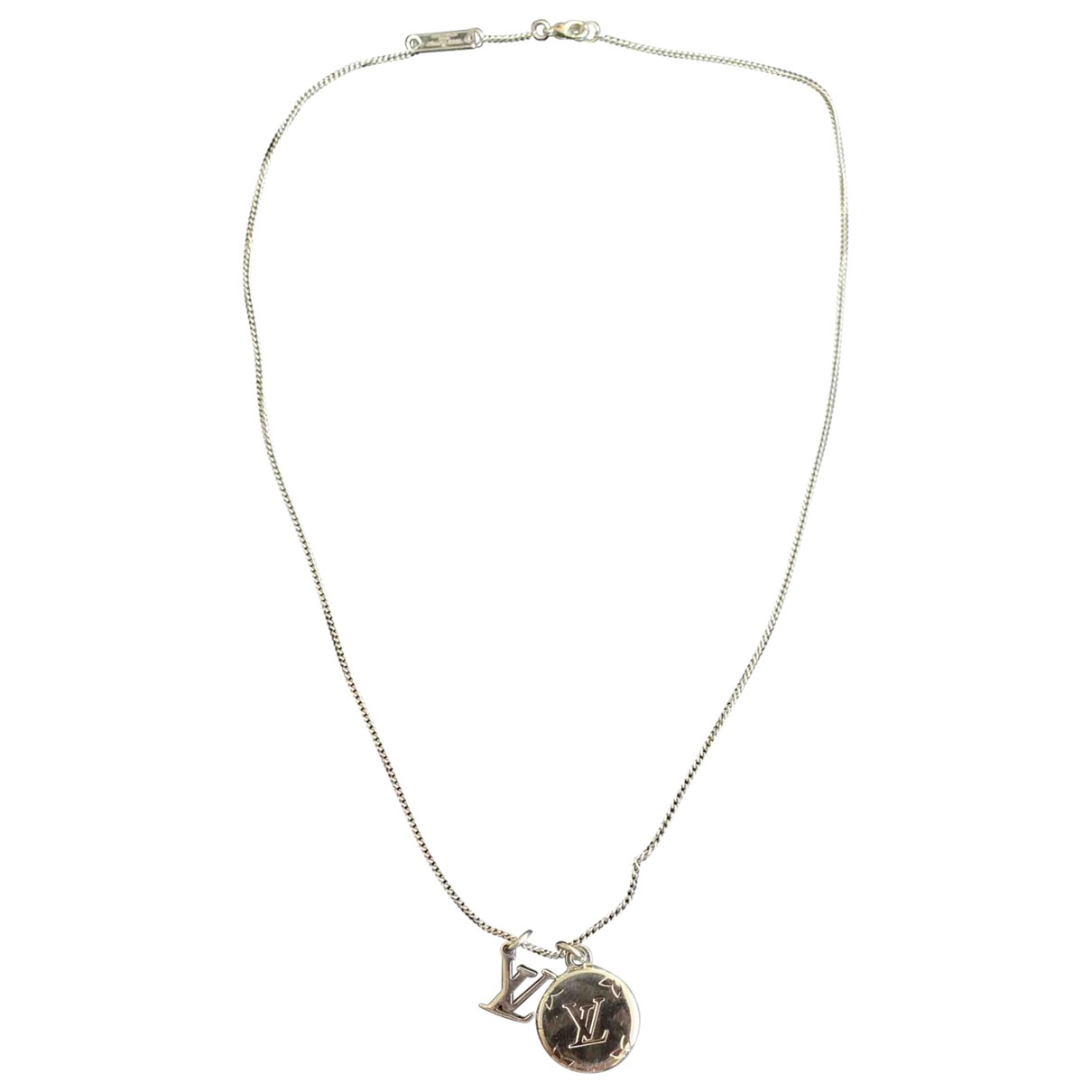 Louis Vuitton \N Silver Metal necklace for Women \N