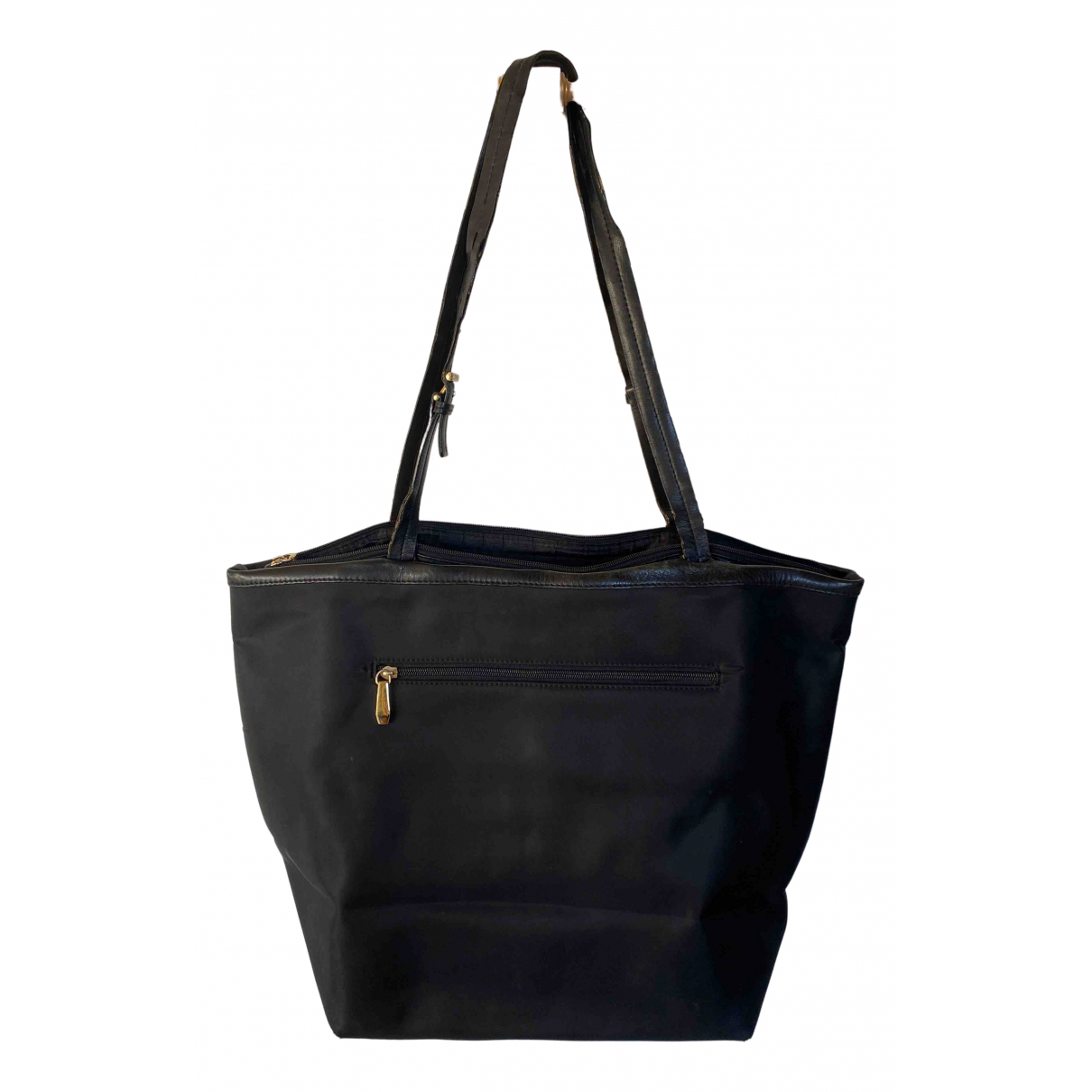 Genny \N Black handbag for Women \N