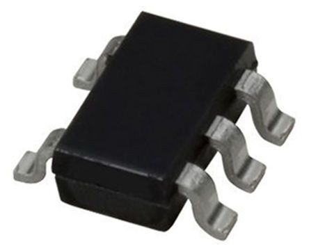 ON Semiconductor NC7SZ14P5X, 1 Schmitt Trigger CMOS Inverter, 5-Pin SC-70 (20)