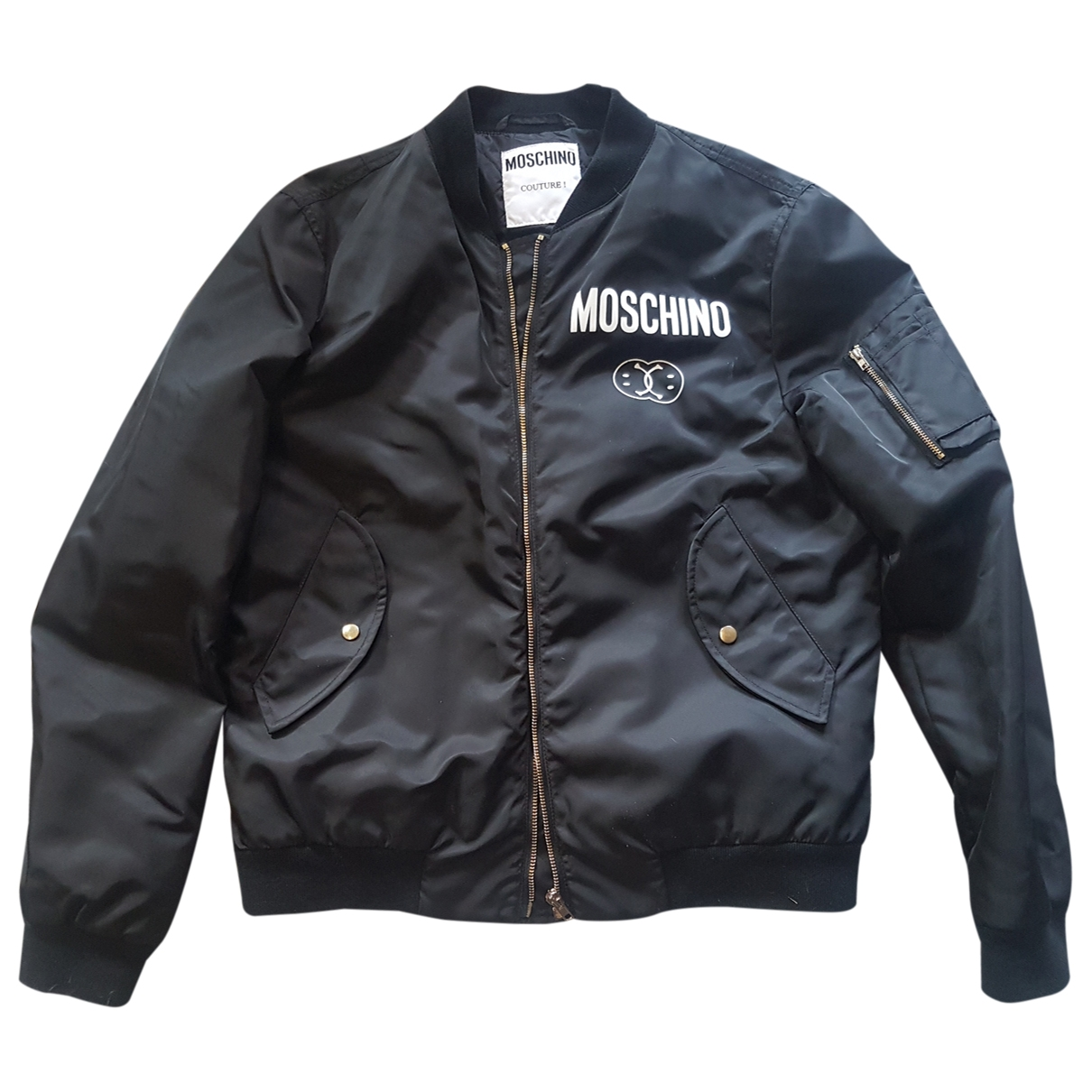 Moschino \N Black jacket  for Men 50 FR