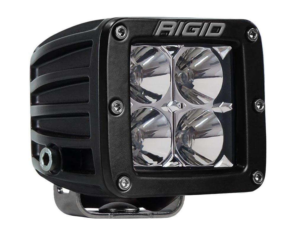 RIGID Industries Flood Surface Mount Amber D-Series Pro