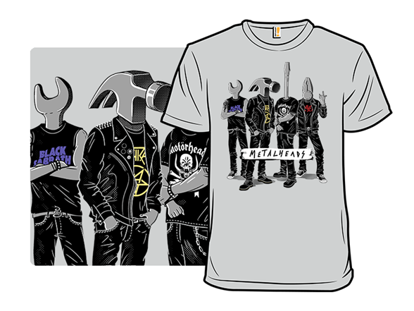 Metalheads T Shirt