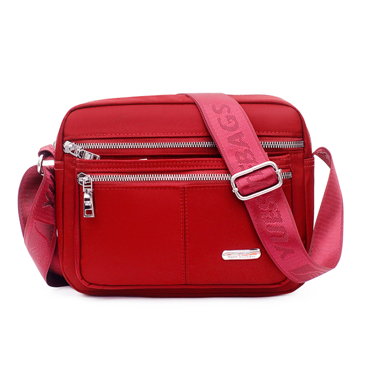 Nylon Large Capacity Waterproof Casual Crossbody Bag Shoulder Bag