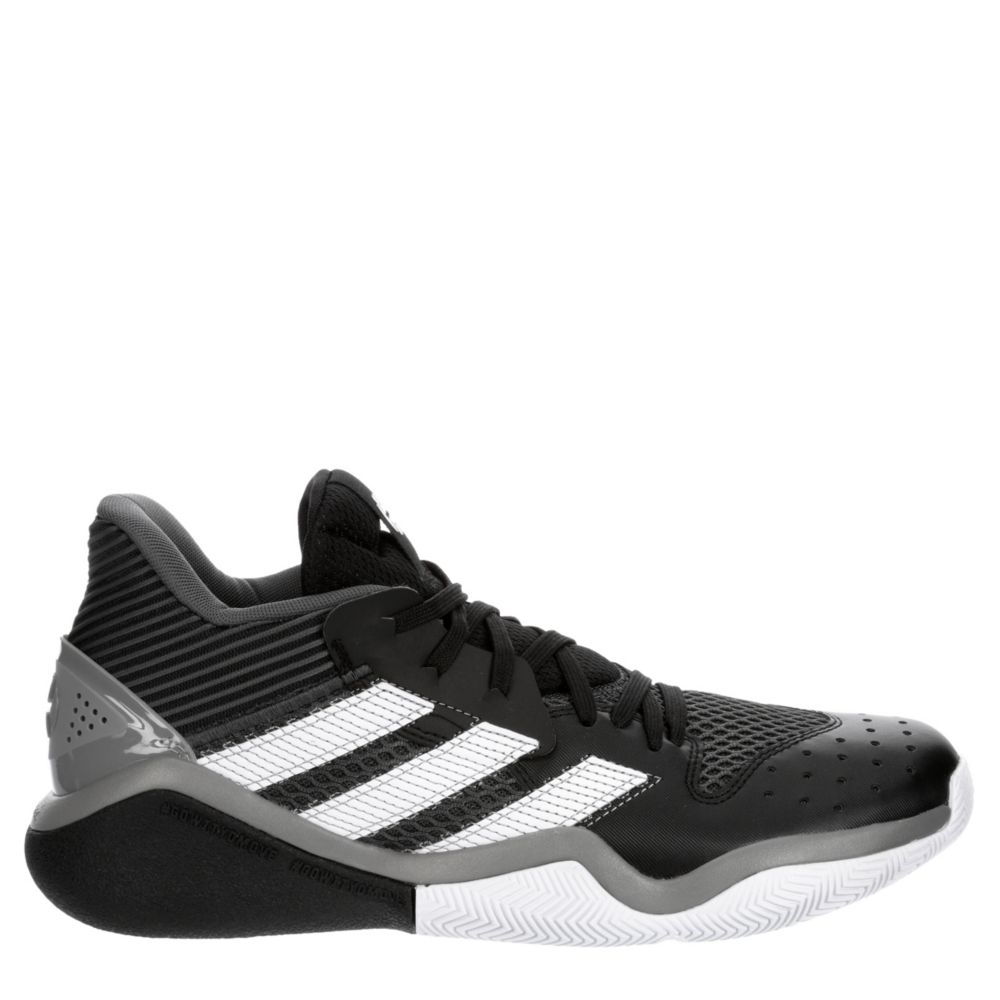 Adidas Mens Harden Stepback Basketball Shoes Sneakers