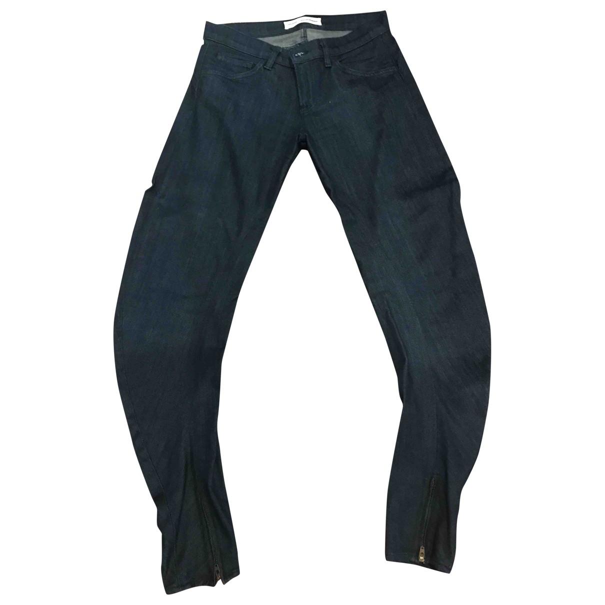 J Brand \N Blue Denim - Jeans Trousers for Women 4 US