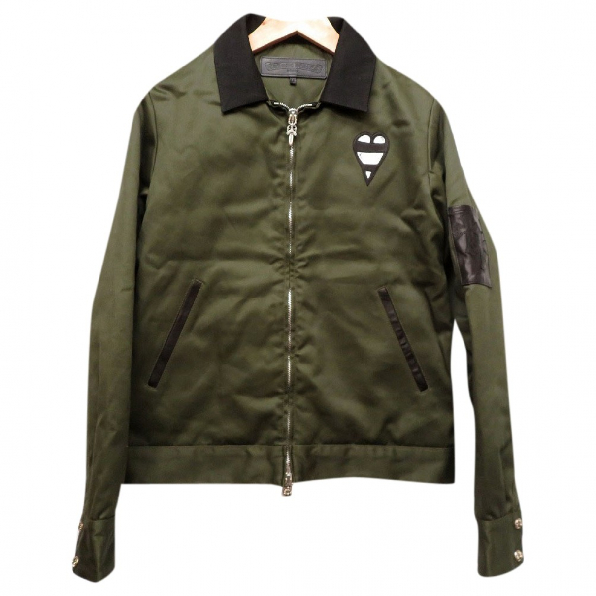 Chrome Hearts \N Green jacket  for Men M International