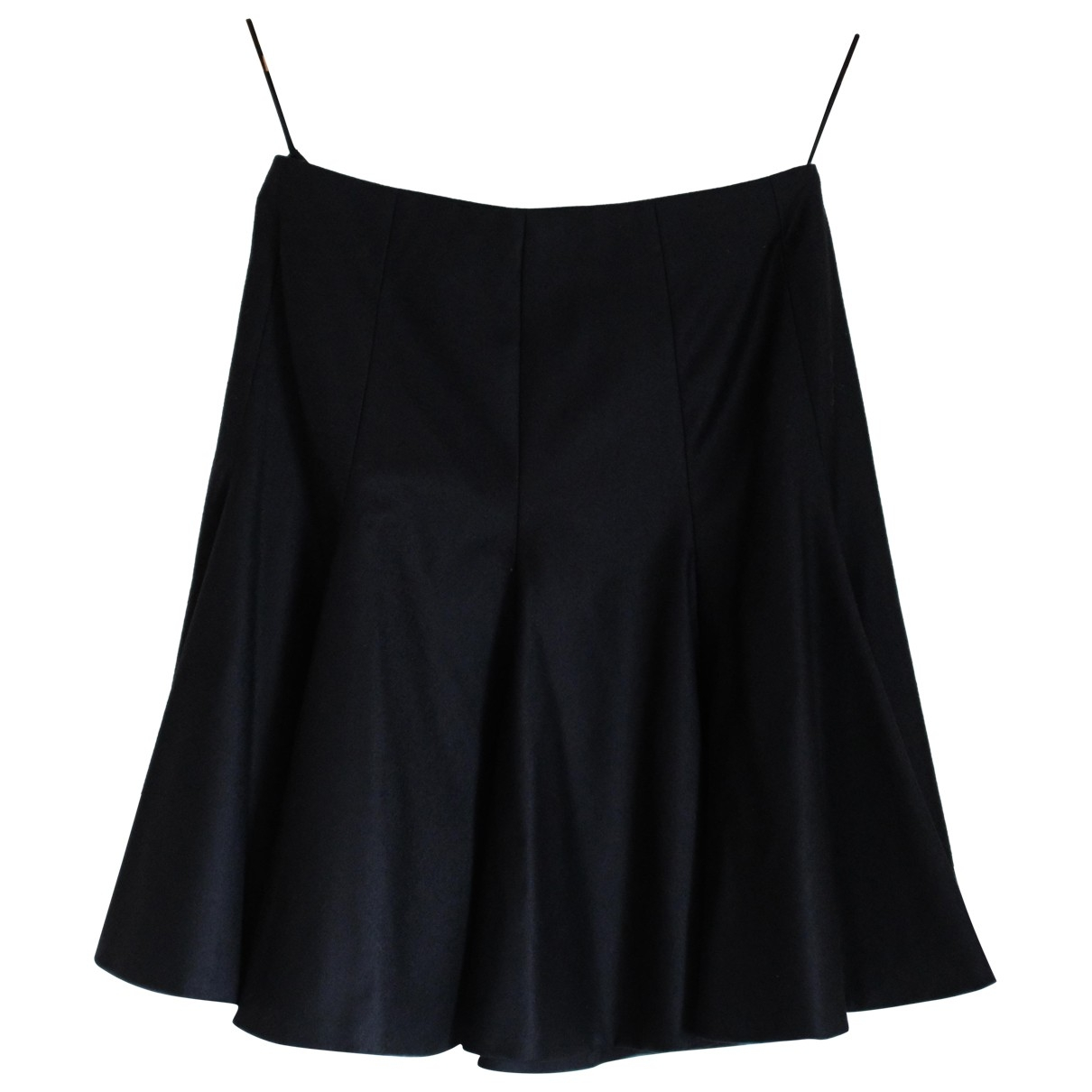 Stella Mccartney \N Black Wool skirt for Women M International
