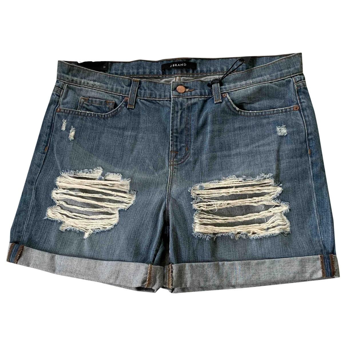 J Brand \N Blue Denim - Jeans Jeans for Women 31 US
