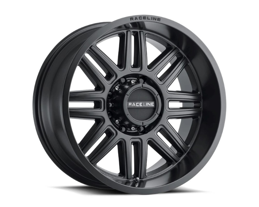 Raceline 948B Split Wheel 20x10 5x139.7 -19mm Satin Black