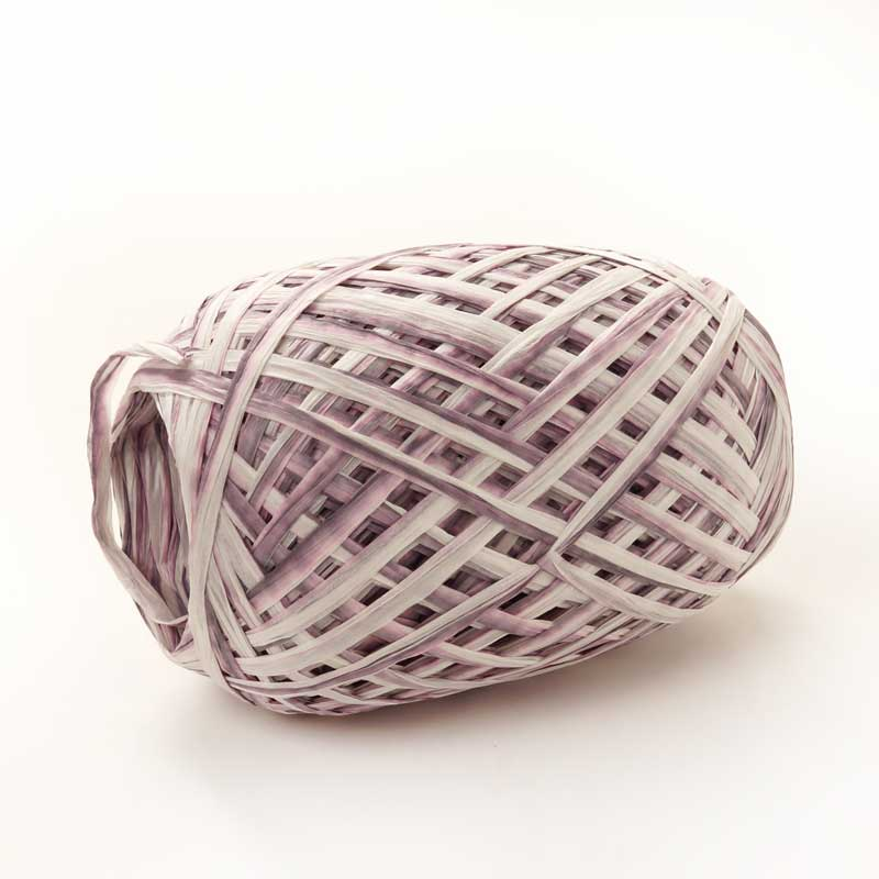 Colored 18mm X 100 Yards Lavender Divine Paper Raffia by Ribbons.com