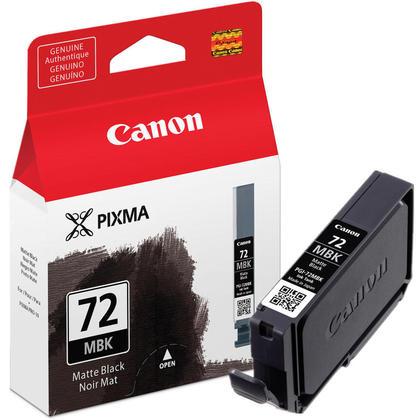 Canon PGI-72BK 6402B002 Original Matte Black Ink Cartridge