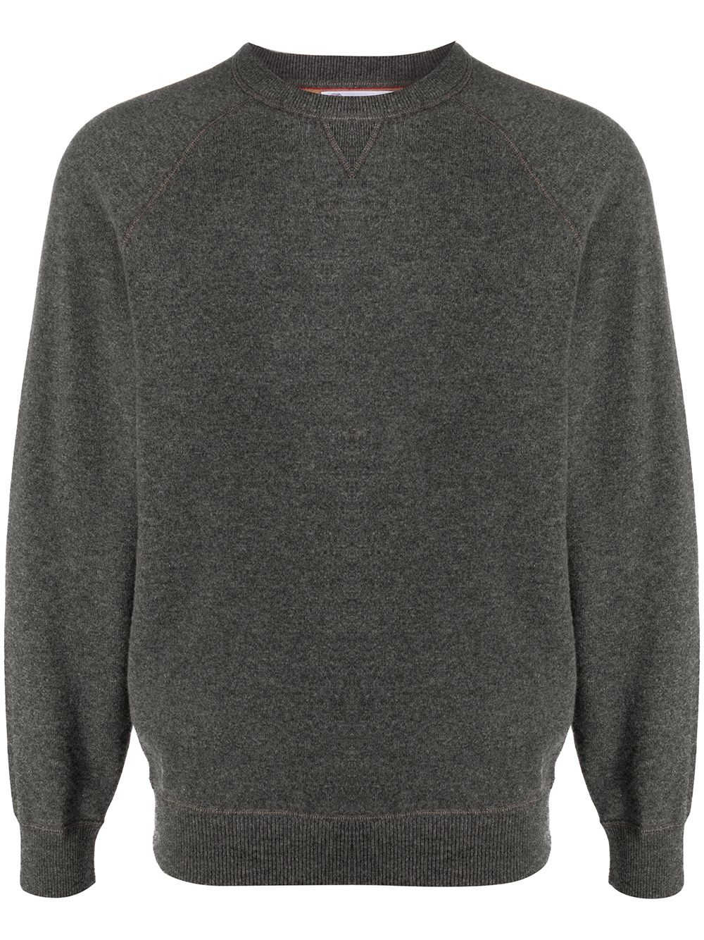 Wool Cashmere Blend Sweater