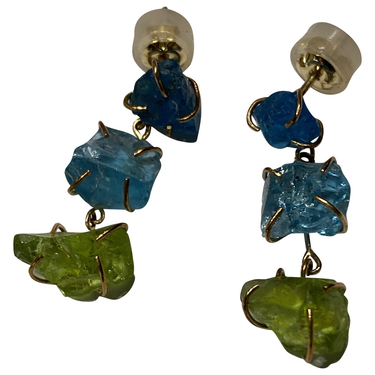 Melissa Joy Manning \N Gold Yellow gold Earrings for Women \N