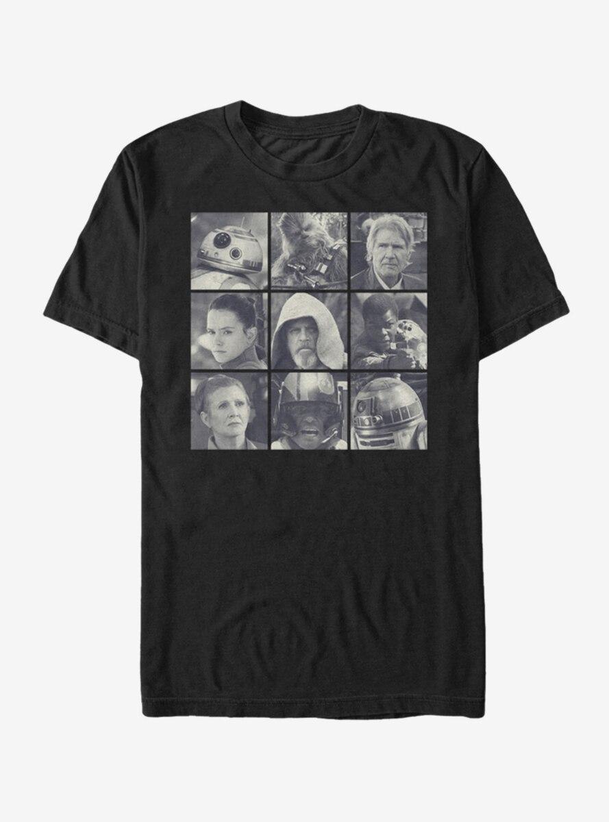 Star Wars Rebel Heroes T-Shirt