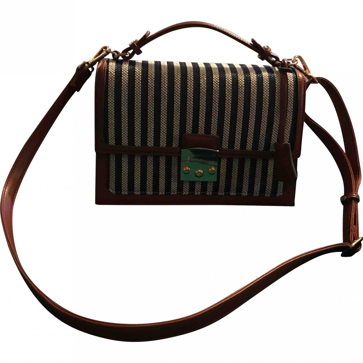 Mac Douglas \N Navy Cotton handbag for Women \N