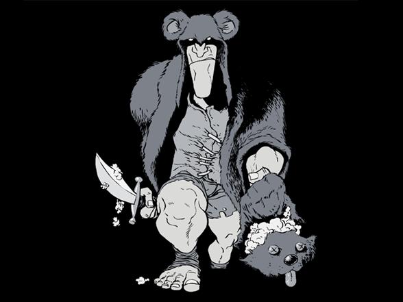 Teddyslayer T Shirt