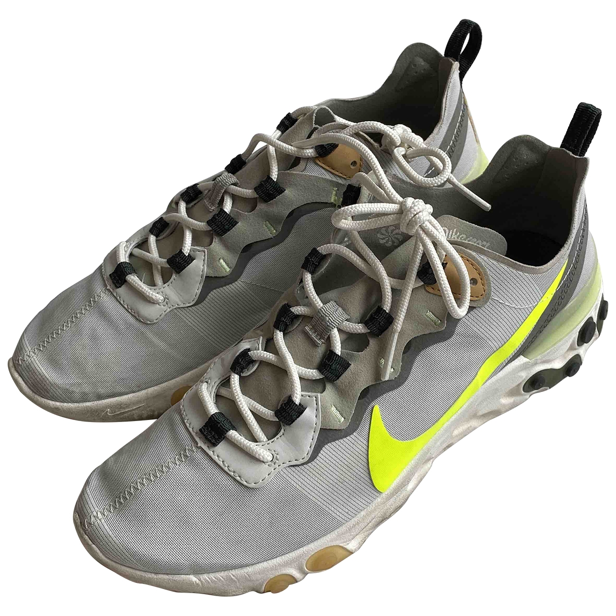 Nike React element 55 Cloth Trainers for Men 8.5 US