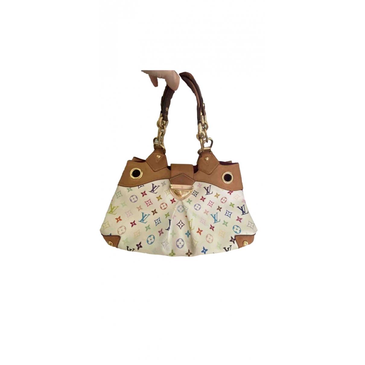 Louis Vuitton Ursula Multicolour Cloth handbag for Women \N