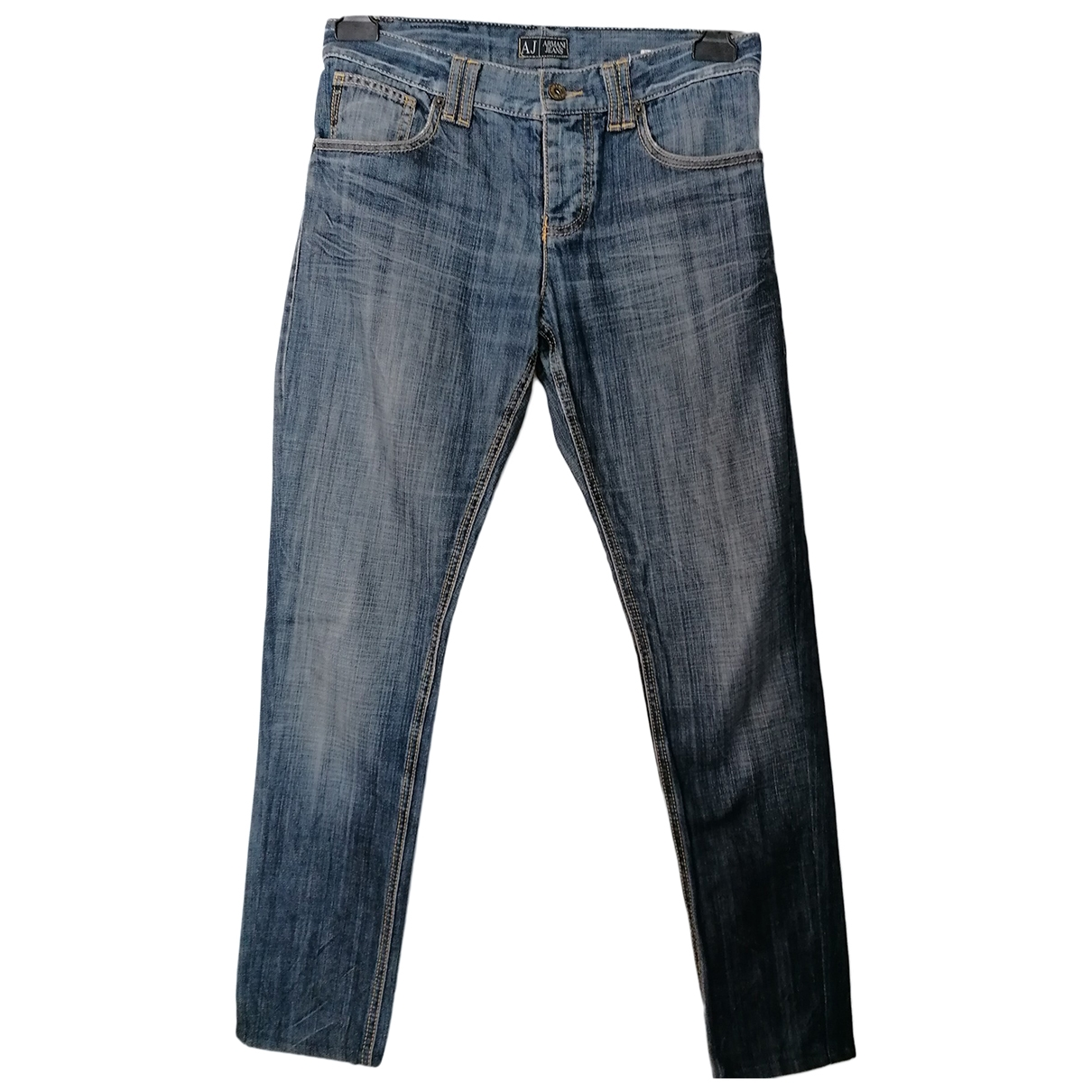 Armani Jeans \N Denim - Jeans Jeans for Women 29 US