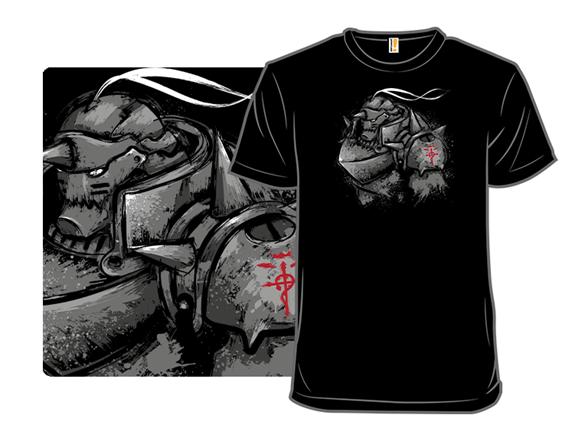 Inside The Armor T Shirt