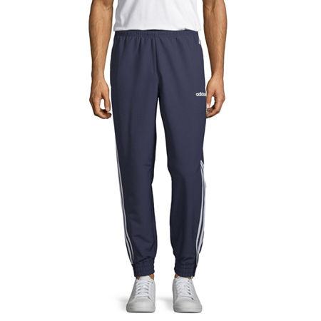 adidas Mens Woven Jogger Pant, Xx-large , Blue
