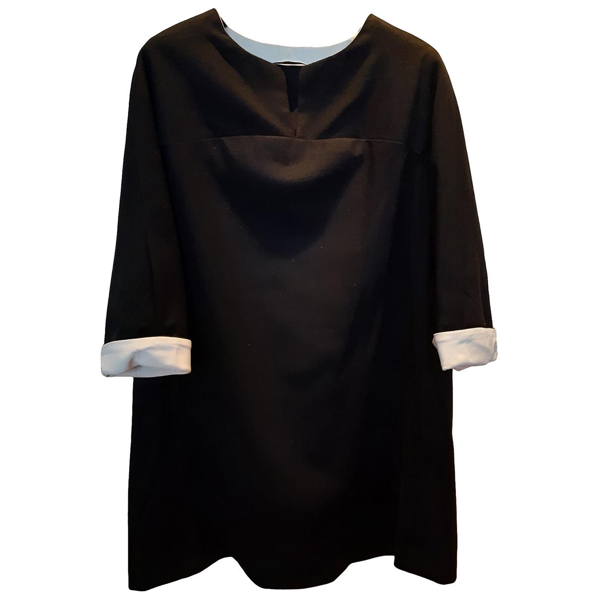 Balenciaga \N Multicolour Wool dress for Women 36 FR