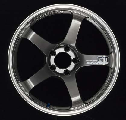 Advan GT Premium Wheel 21x9.5 5x112 26mm Racing Hyper Black