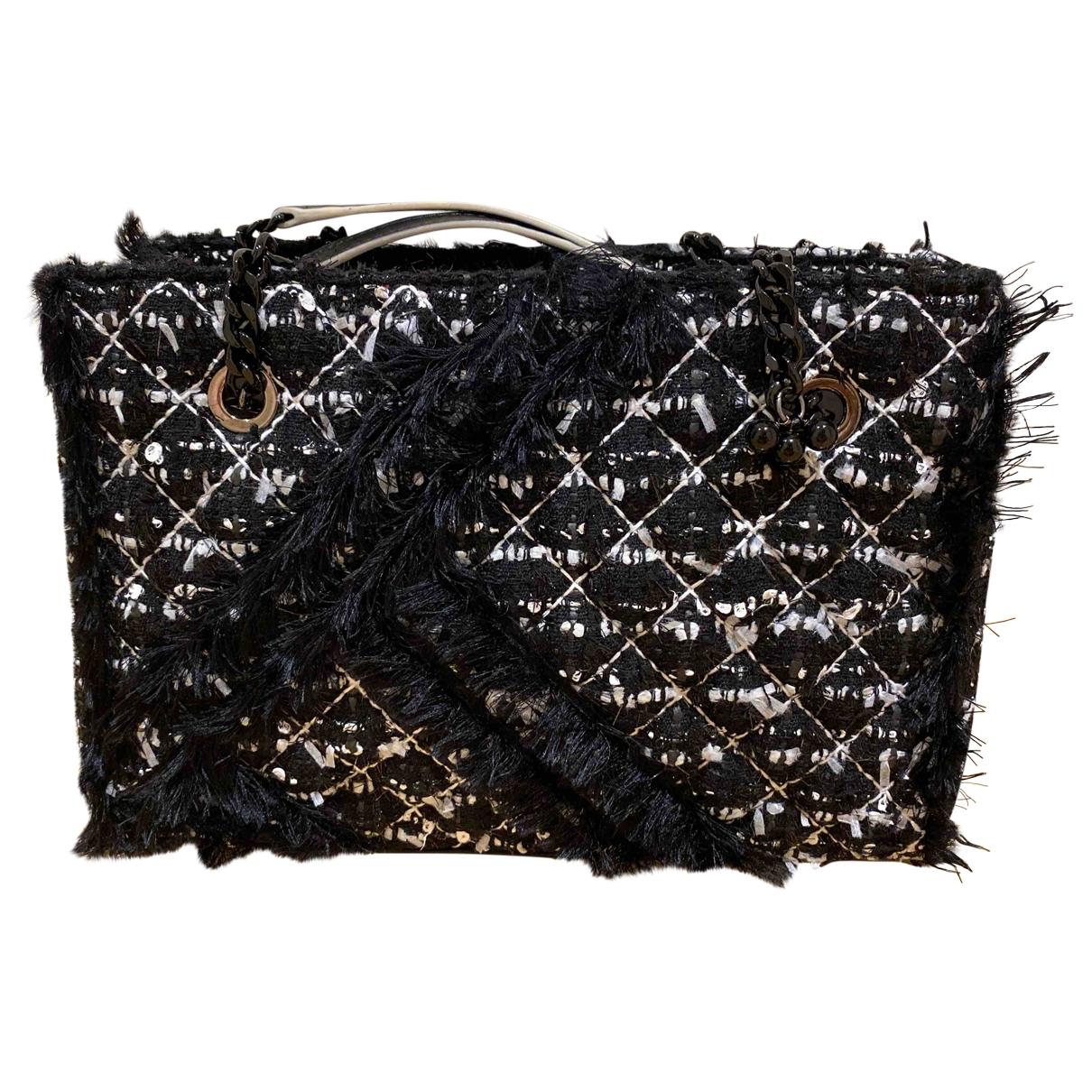 Carolina Herrera \N Black Cloth handbag for Women \N