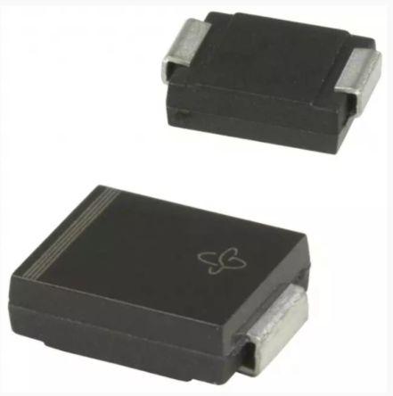 Vishay SMBJ15CA-E3/52, Bi-Directional TVS Diode, 600W, 2-Pin DO-214AA (5)