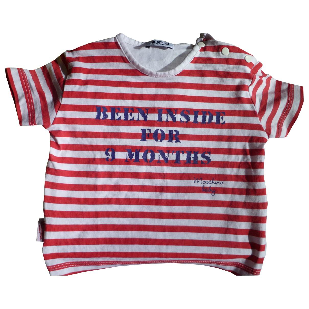 Moschino \N Multicolour Cotton  top for Kids 3 months - up to 60cm FR