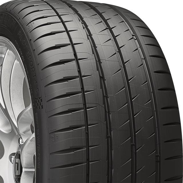Michelin 58214 Pilot Sport 4S AC Tire 265/35 R21 101YxL BSW