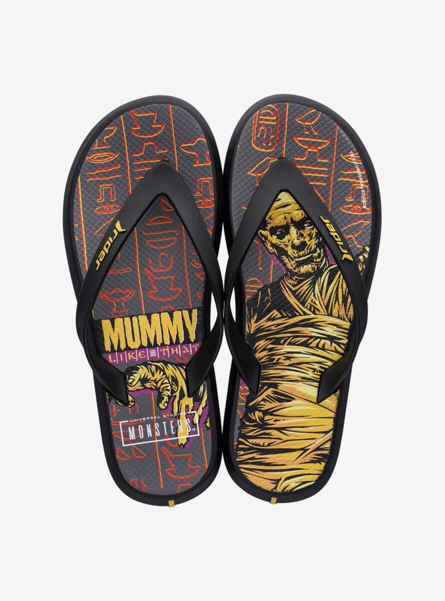 Mummy Rider Monsters Flip Flop Sandal