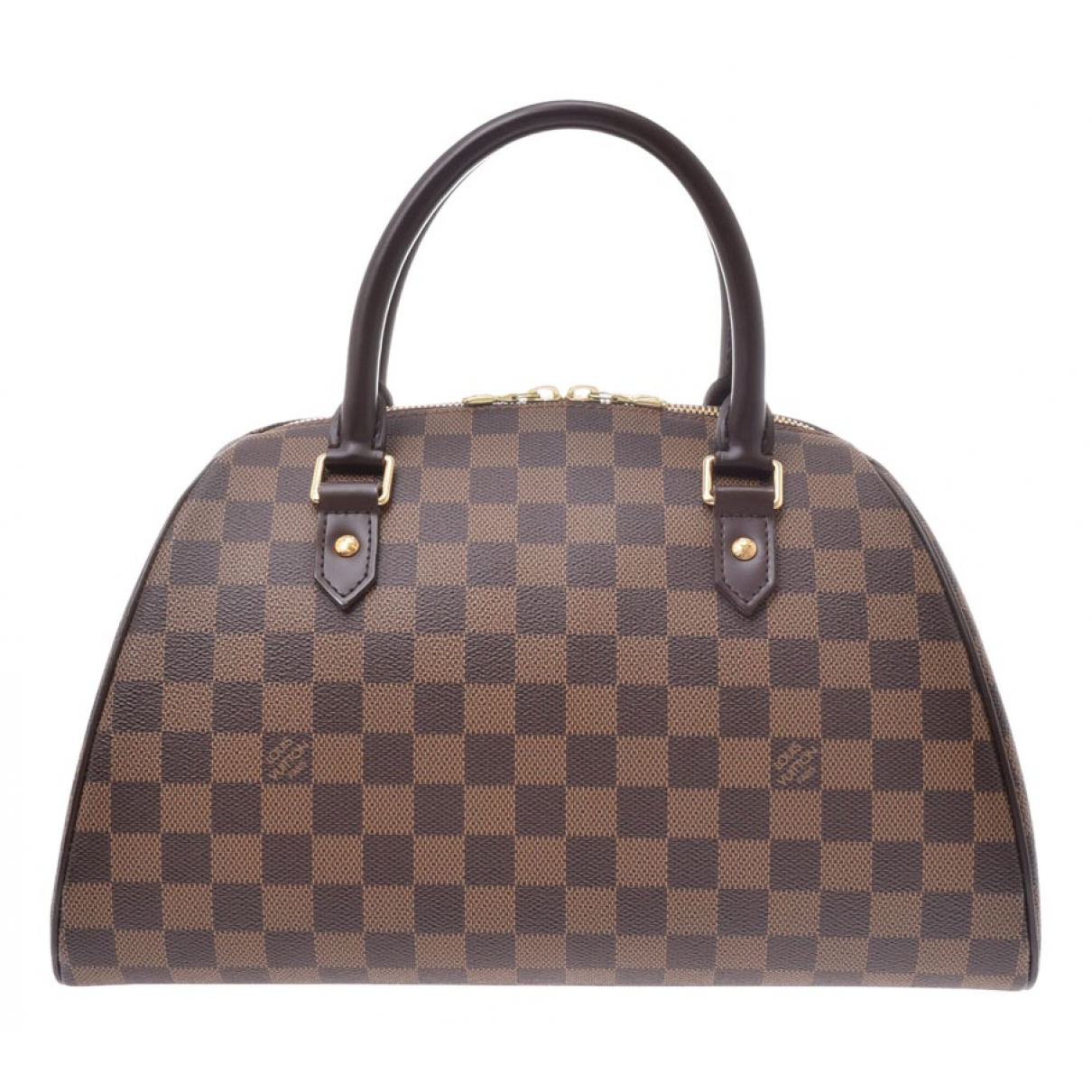Louis Vuitton Ribera Brown Cloth handbag for Women \N