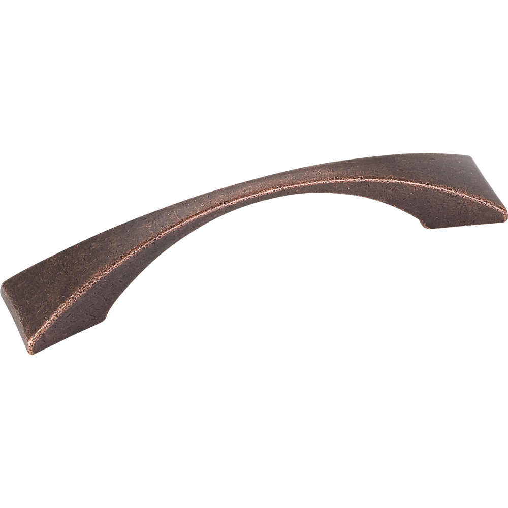 Glendale Pull, 96 mm C/C, Distressed Oil Rubbed Bronze