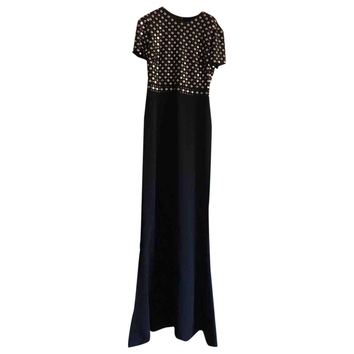 Burberry \N Black Silk dress for Women 42 IT