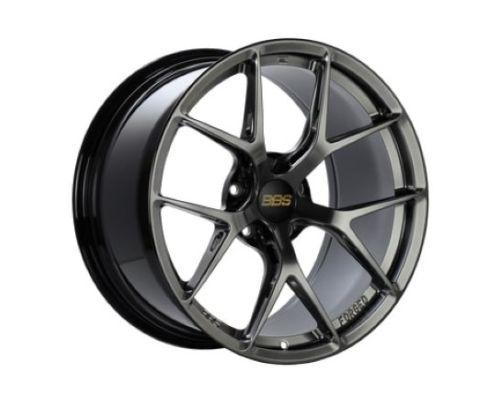 BBS FI-R Wheel 20x9.5 5x112 25mm Diamond Black