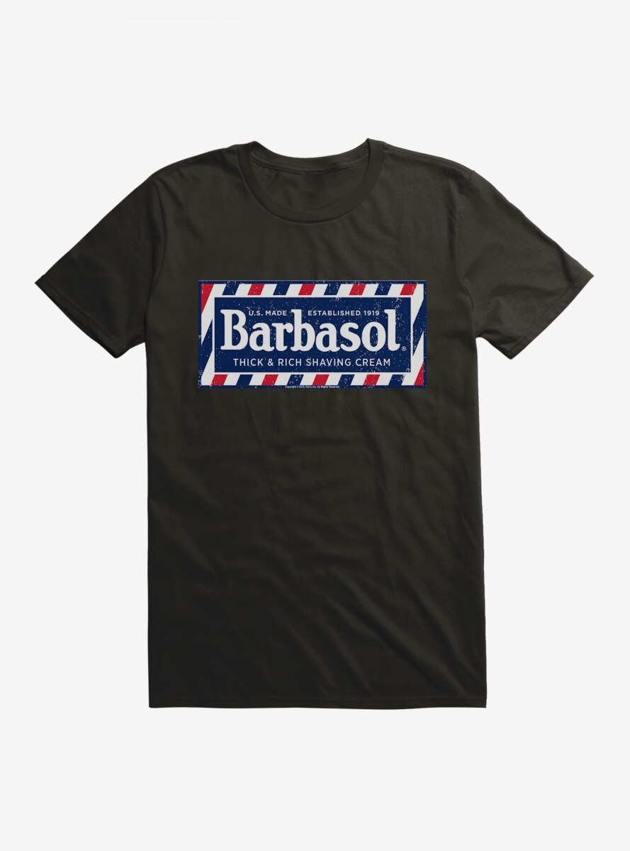 Barbasol Shaving Cream T-Shirt