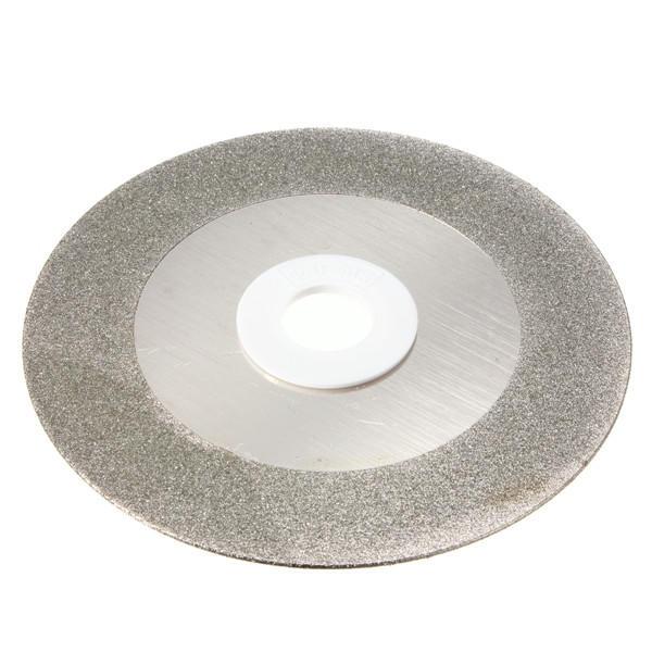 100mm 4 Inch 150 Mesh Diamond Coated Grinding Wheel Disc