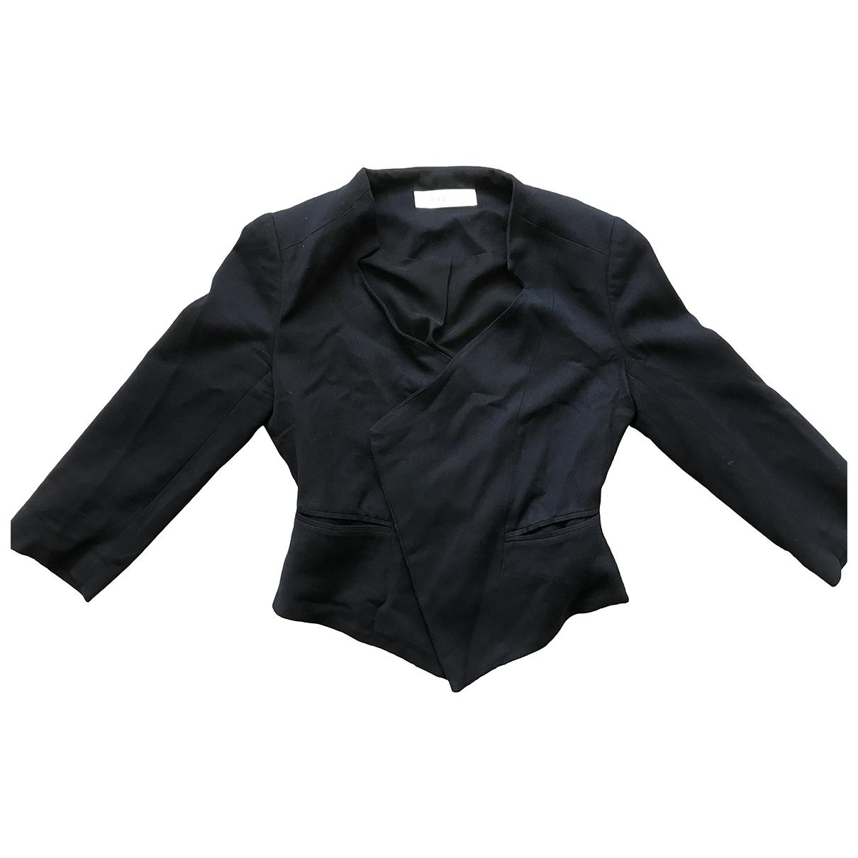 Whistles \N Black jacket for Women 8 UK