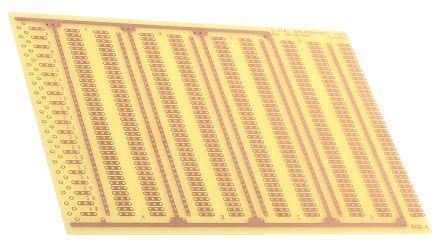 RS PRO Breadboard Prototyping Board 114.3 x 156.21 x 1.6mm