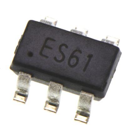 STMicroelectronics ESDA6V1SC6, Quad-Element Uni-Directional TVS Diode, 400W, 6-Pin SOT-23 (10)