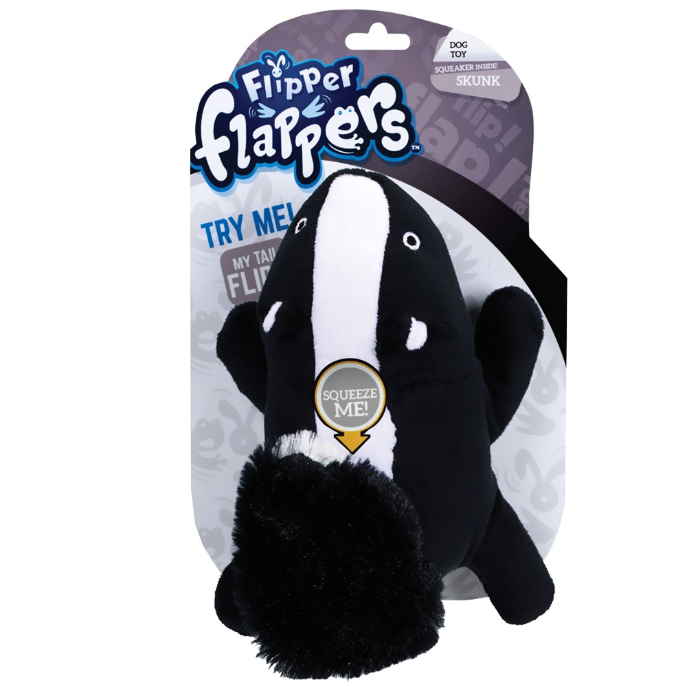 Flipper Flappers - Skunk
