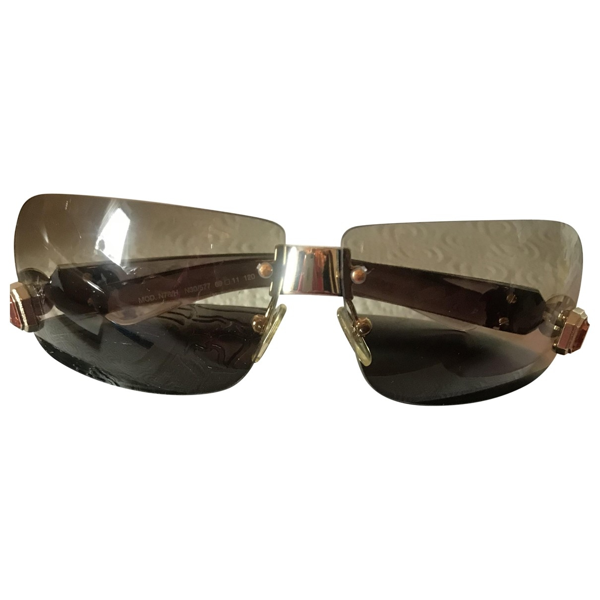 Versace \N Brown Sunglasses for Women \N