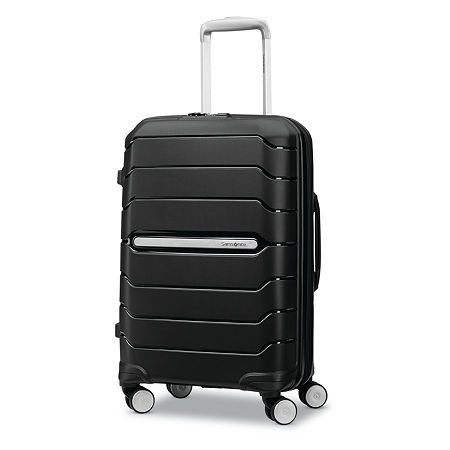 Samsonite Freeform 24 Inch Hardside Luggage, One Size , Black