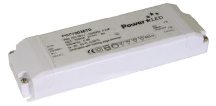 PowerLED Constant Current LED Driver 36W 24 → 52V