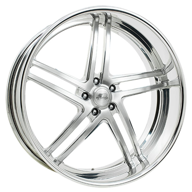 Billet Specialties DT83269Custom BLVD 83 Wheels 26x9