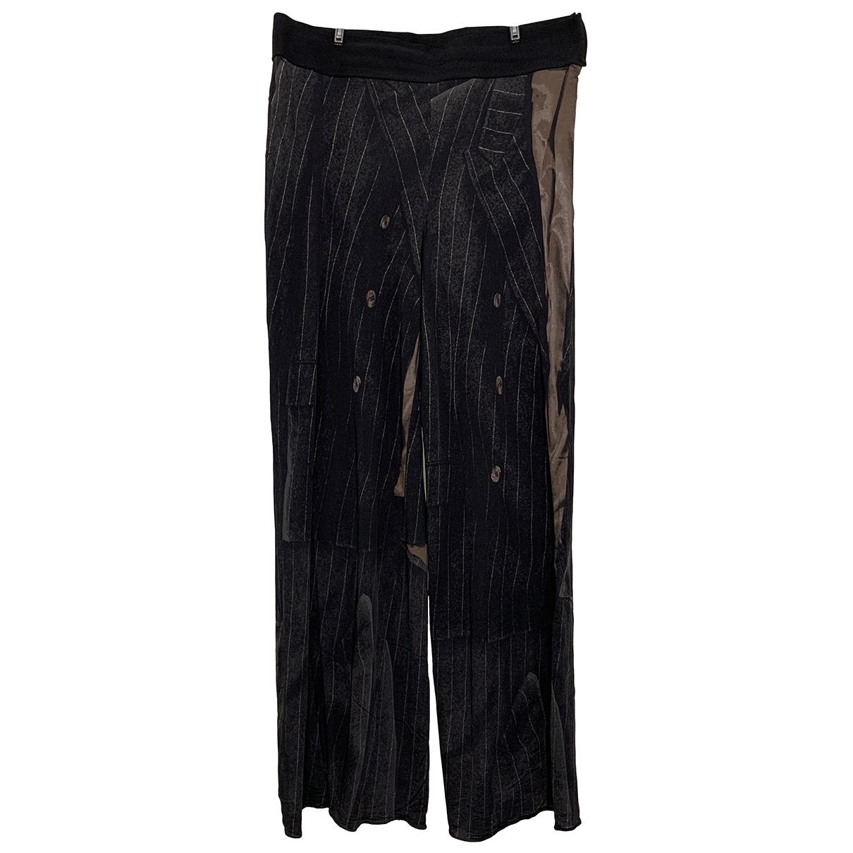 Jean Paul Gaultier \N Multicolour Trousers for Women 42 FR