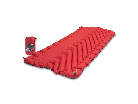 Klymit Insulated Static V Luxe Sleep Pad