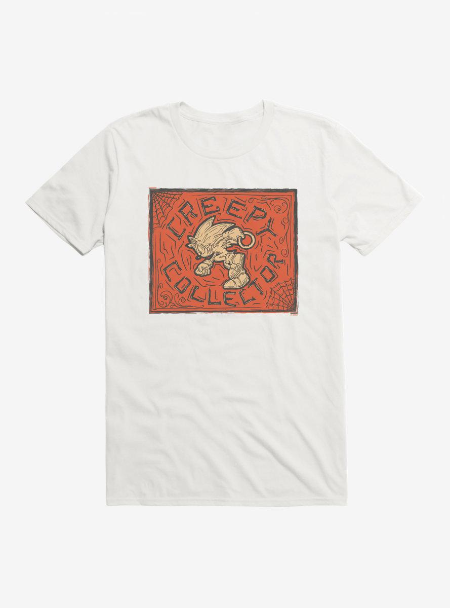 Sonic The Hedgehog Halloween Collector T-Shirt